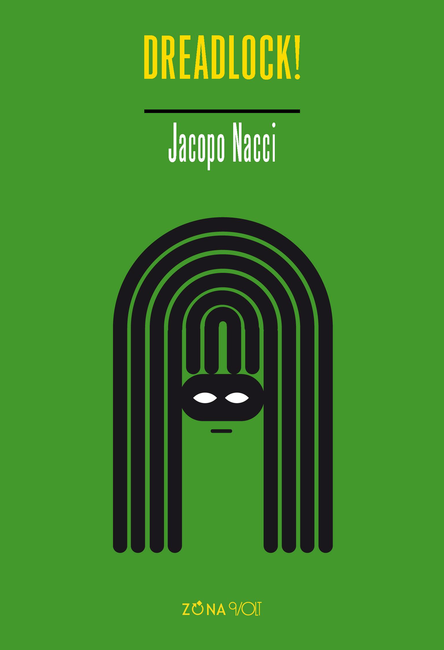 Dreadlock di Jacopo Nacci – copertina